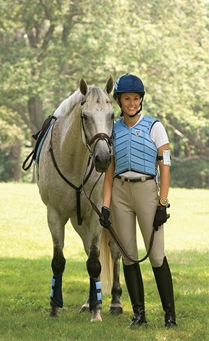 Approach to your horse Gently