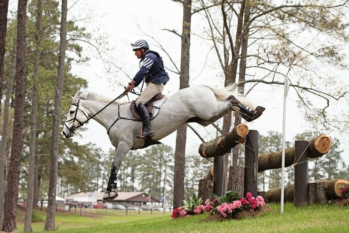 Horse Training- Cross Country